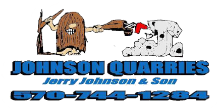 Johnston Quaries ..Jerry Johnson & Son ..PA Blue Stone